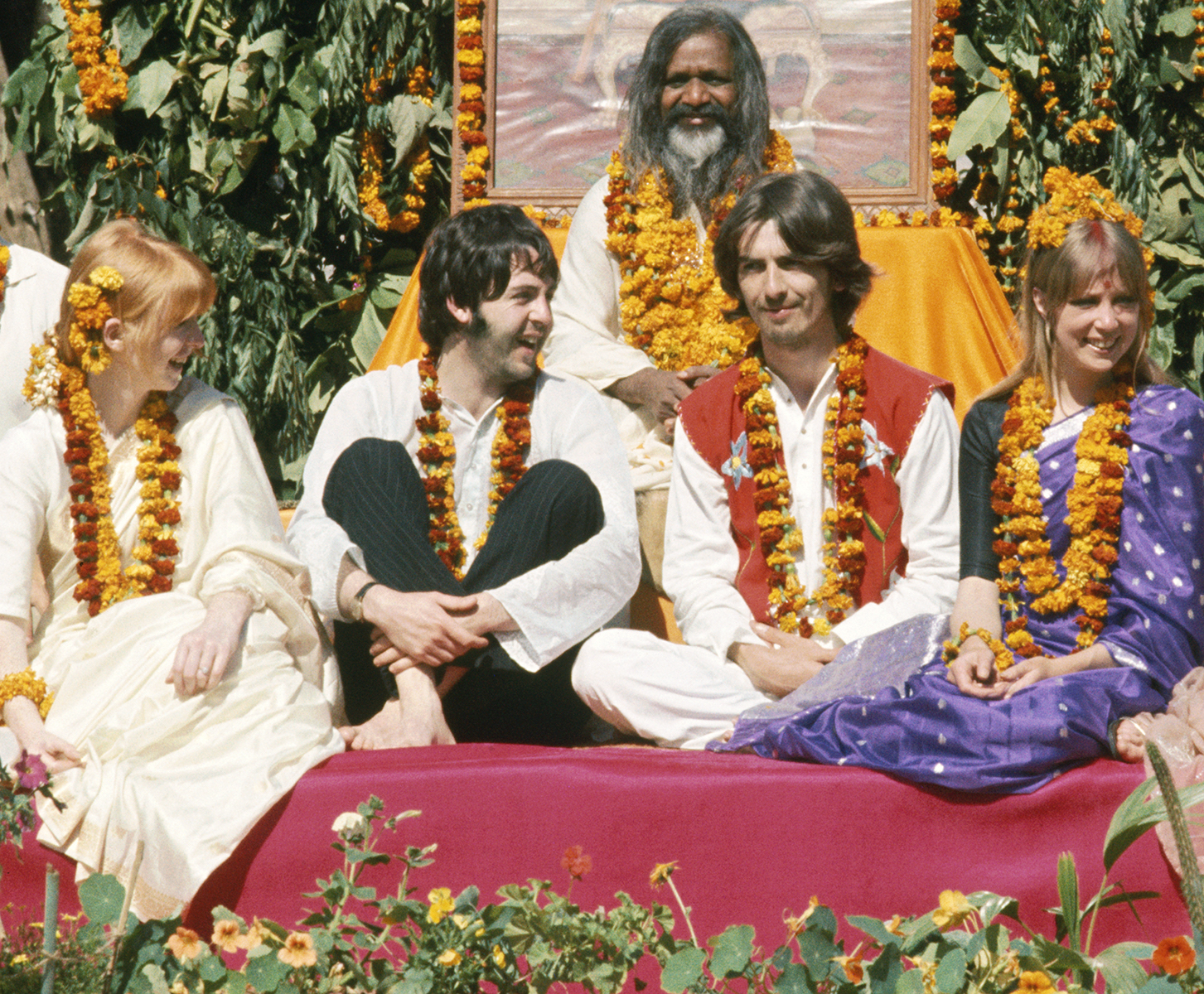 The Beatles, the Maharishi, Sex, and Money