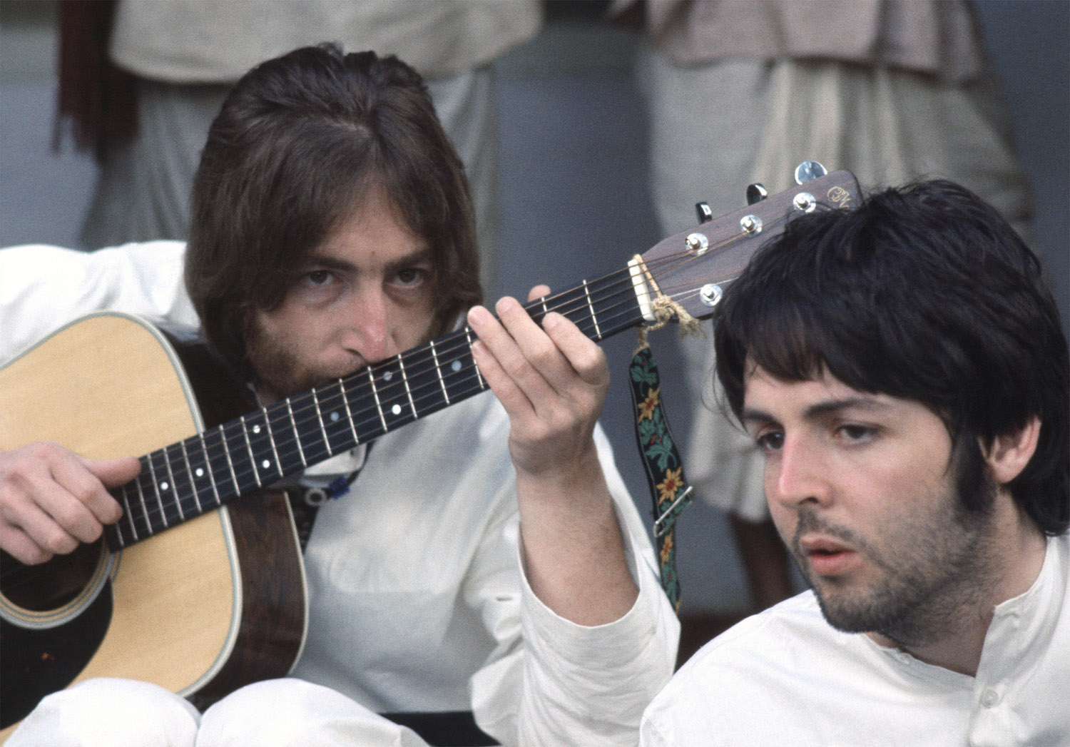 The End of the Beatles